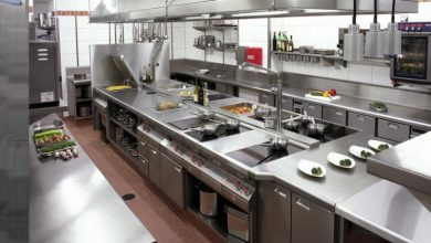 Photo of What Type of Equipment is Needed for a Restaurant Kitchen?