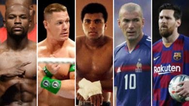 Photo of Who are the Best Four Greatest Athletes of All Time?