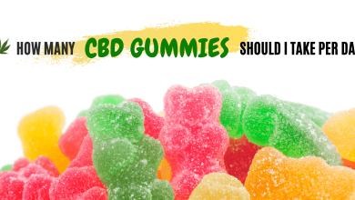Photo of 5 Ways to Make Your CBD Gummies Last Longer