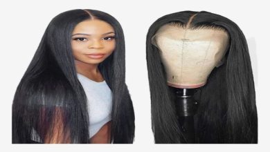 Photo of Human Hair Wig With Lace Front