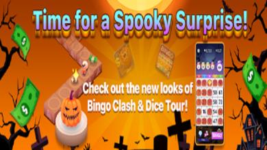 Photo of Pocket7Games' Bingo Clash Gets Spooky with Halloween Updates